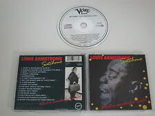 LOUIS ARMSTRONG/SATCHMO WHAT A WONDERFUL WORLD(VERVE 837 786-2) CD ALBUM