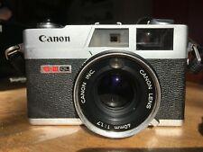 Canonet GIII QL17