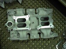 NOS Offy Offenhauser Pontiac 1955-64 316 347 370 389 421 dual quad four intake