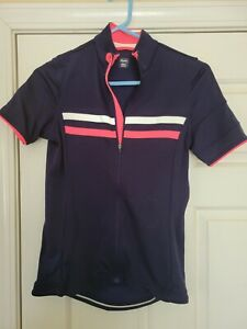Woman's Rapha Short Sleeve Wool Cycling Jersey - Small