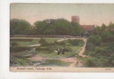 Rusthall Common Tunbridge Wells JWS 397 Vintage Postcard 567b