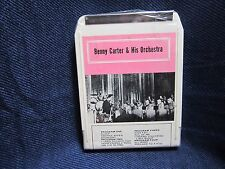 Benny Carter and His Orchestra 8 Track Sealed QSR 2449
