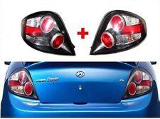 NEW Tail Lamp Light Rear Lamp RIGHT + LEFT Set 2007-2008 Hyundai Tiburon Coupe