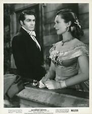 LAURENCE OLIVIER GERALDINE FITGERALD Vintage WUTHERING HEIGHTS Goldwyn Photo