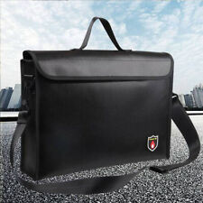 Fireproof Lock Box Bag for Documents Waterproof File Holder Safe Bags for Money