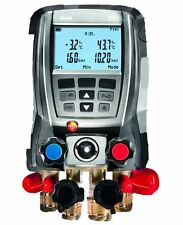 Testo 570 Digital Refrigeration System Analyzer w/ Vacuum & Datalogging.