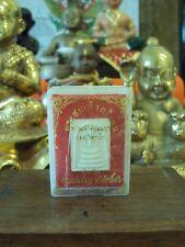 Phra Somdej Kanan Jaokun Nor Talisman Magic Luck Rich Real Thai Buddha Amulet