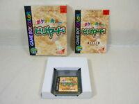 BILLIARDS Pocket Color NINTENDO GameBoy Color 0701 gb