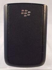 3 x Blackberry 9700 9780 - Black Battery Back Cover - ASY-33000-001-Housing