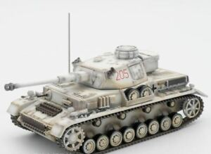 DRAGON WWII German Army Pz. Kpfw.IV LIMITED EDITION 1/72 FINISHED MODEL TANK
