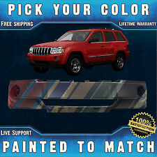 New Painted to Match - Front Bumper Cover for 2005 2006 2007 Jeep Grand Cherokee