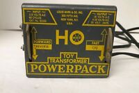 Louis Marx #6030  Ho Toy Transformer Power Pack .