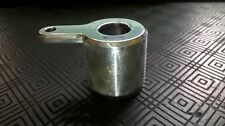 HARLEY DAVIDSON BUELL IGNITION SWITCH MOUNT WITH COVER POLISHED ALUMINIUM