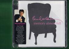 PAUL McCARTNEY - MEMORY ALMOST FULL CD  NUOVO SIGILLATO