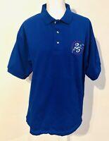 RARE 1996 Walt Disney World 25 Years Of Magic M Button Collared Mens Shirt NWT!