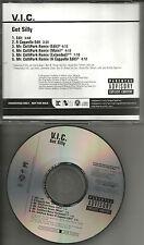 V.I.C. Get Silly w/ E 40 Jermaine Dupri 6TRX REMIX EXTEND & ACAPELA PROMO CD vic