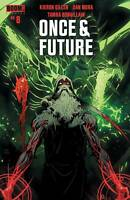 Once & Future #8 (2020 Boom! Studios) First Print Mora Cover