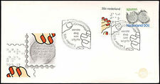 Netherlands 1975 Braille, Savings Campaign FDC First Day Cover #C27562