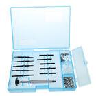 Eyeglasses Sunglasses Repair Tools Screwdriver Screw Nose Pads Assorted Kit