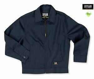 TGJ755 Genuine ToughGuard Men's Unlined Eisenhower ike Mechanic Work Jacket NEW