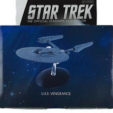Star Trek Into Darkness USS VENGEANCE Special Edition Model Ship Eaglemoss