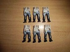 Playmobil Piernas, Soldados, Nordistas, Medievales,jambes Playmobil