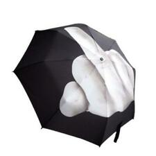 Middle Finger Up Yours/Fuck Design Foldable Useful Umbrella Sarcasm Stylish Tool