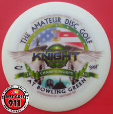 New Latitude 64 Gold Line DecoDye Knight 175g (2016 Bowling Green pre-release)