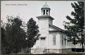Oakfield Baptist Church, between Fond du Lac & Waupun, Wisconsin WI