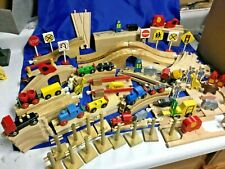 BRIO TOY TRAIN Huge Assortment TRACK CARS & ACCESSORIES Thomas Toy Train EUC