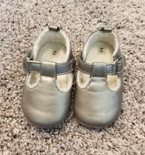 Tommy Hilfiger  Baby Girl Mary Jane Shoes Size 2
