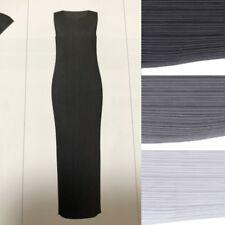 PLEATS PLEASE ISSEY MIYAKE Basics Straight Long dress