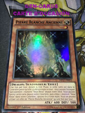 Occasion Carte Yu Gi Oh PIERRE BLANCHE ANCIENNE MP17-FR013 1ère édition