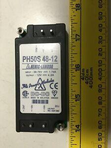 Nemic-Lambda model PH50S 48-12 Power Module new