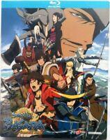 Blu-ray Sengoku Basara - Samurai Kings - Stagione 01 Slipcase 2 Blu-ray