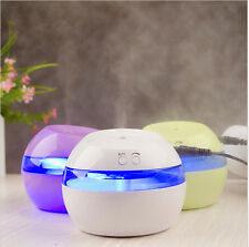 LED Essential Oil Aroma Diffuser Aromatherapy Air Ultrasonic Humidifier Purifier