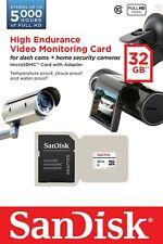 32GB Carte Mémoire SD Pour Nextbase 112 Caméra Tableau de Bord Numérique Caméra
