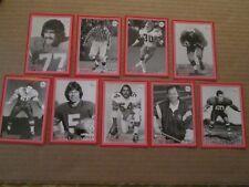 2000 Jogo CFL Hall Of Fame Set SERIES E COMPLETE