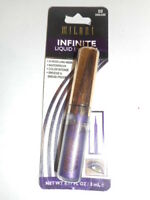 MILANI INFINITE LIQUID EYELINER 0.17oz SEE VARIATIONS FOR AVAILABLE SHADES