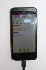 HTC Desire 300 Schwarz Smartphone als Ersatzteilspender