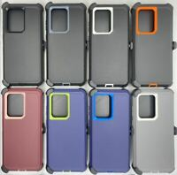 For Samsung Galaxy S20/S20 Plus/ultra Heavy Duty Case Cover with Clip