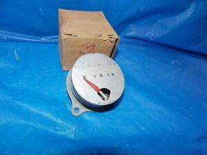 1949 NOS Mercury Oil Pressure Gauge Ford