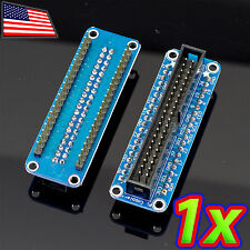 [1x] Assembled compact 40-pin breadboard expansion board for Raspberry Pi B+/A+