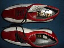 LADIES MEPHISTO RED/WHITE WALKING SHOES   BNWT