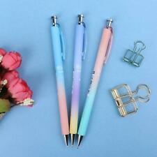 Cute Moon Star Plastic Mechanical Pencil Automatic Pen For Writing School Supply
