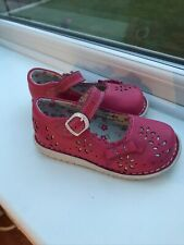 Immaculate Marks And Spencers Walkmates Junior Size 8 Pink