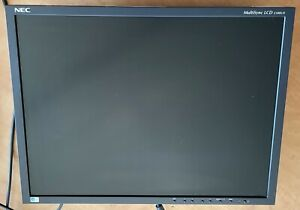 "NEC MultiSync LCD2180UX black, 21"" Monitor 4:3 1600x1200 B-WARE GS"