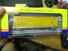 ATHEARN GENESIS HO SCALE EX POST PC&F 50' BOX CAR UNION PACIFIC G4345