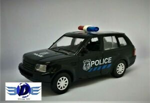 Toys For Kids Gift Police Car LED Light Boys Cool Toy pull Back Open Door Cars
