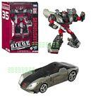 Transformers 35th Ann. SIEGE War for Cybertron Deluxe Bluestreak NEW Blue Streak